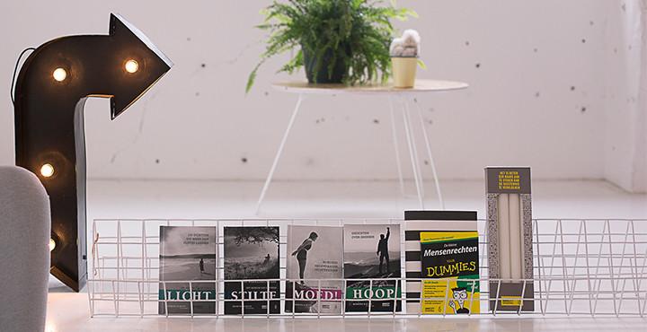 Boeken, CD & DVD