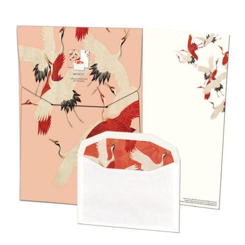 Briefpapier Kraanvogels