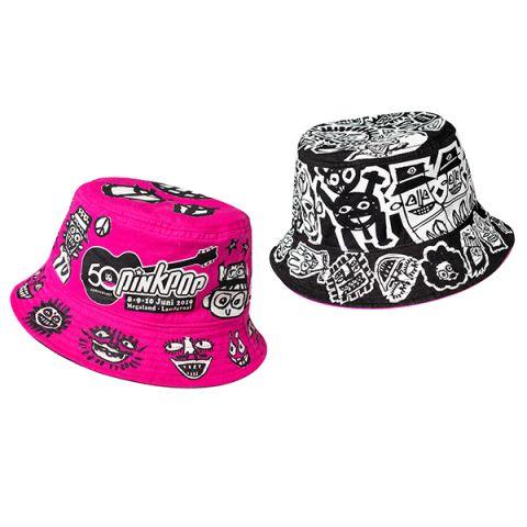 Pinkpop hoedje 2019