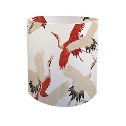 Windlichtjes Kraanvogels