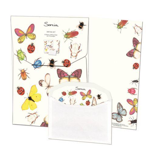 Briefpapier Vlinders