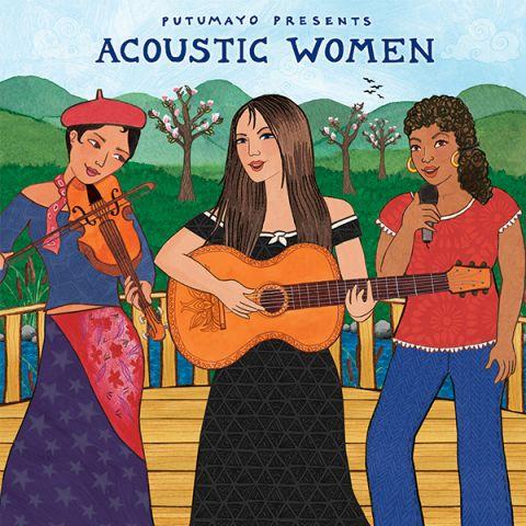 CD Putumayo Acoustic women