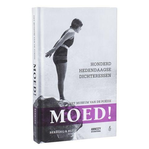 Dichtbundel MOED! - Het museum van de poëzie