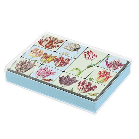 Set koelkastmagneten | Tulpen