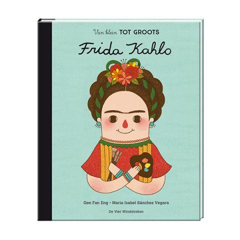 Kinderboek Frida Kahlo