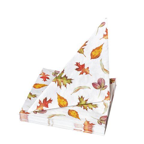 Servetten herfstbladeren