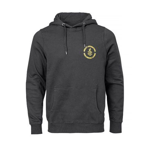 Amnesty logo hoodie | zwart