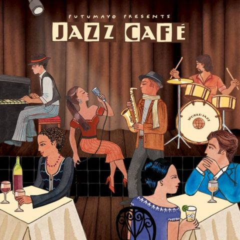 CD Putumayo Jazz Café