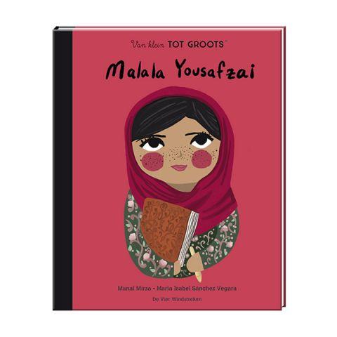 Kinderboek Malala Yousafzai