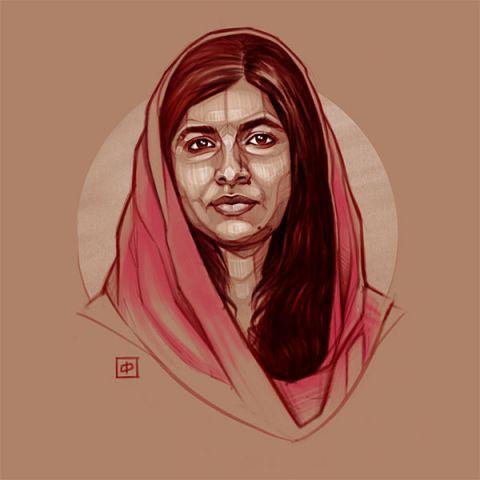 FREEDOM   Malala Yousafzai