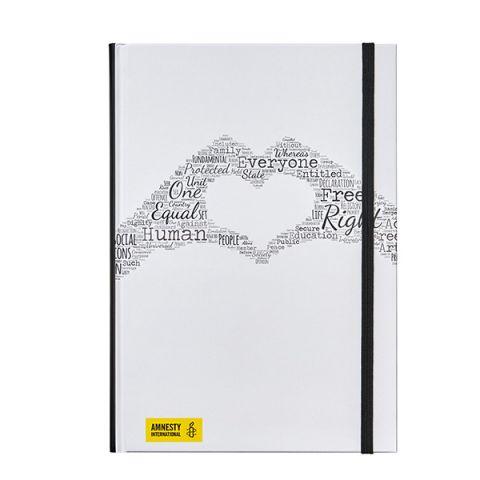 Notitieboek A5 Hart
