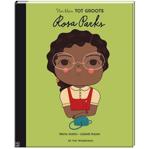 Kinderboek Rosa Parks