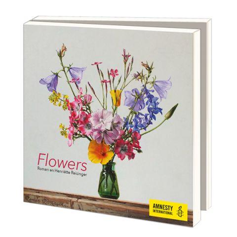 Wenskaarten Roman Reisinger, Flowers