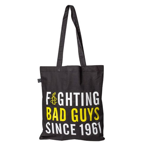 Tas - fighting bad guys