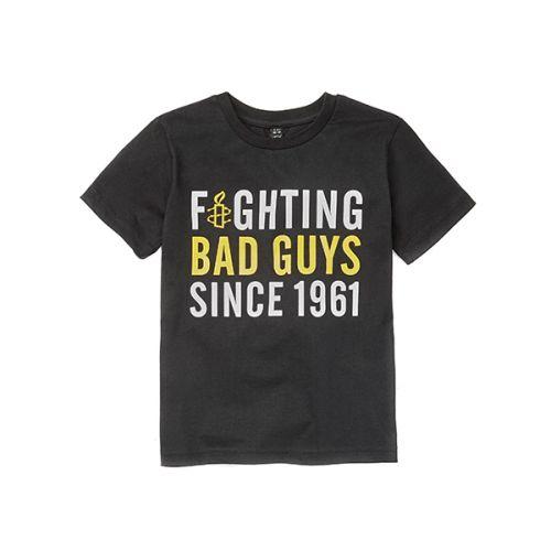 T-shirt kinderen | Fighting bad guys