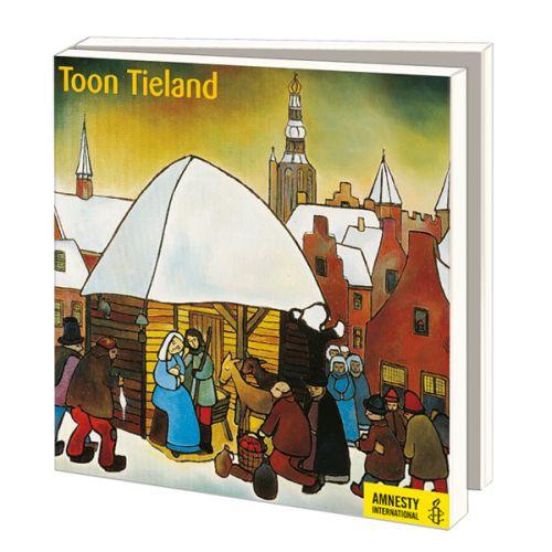 Kerstkaarten Toon Tieland