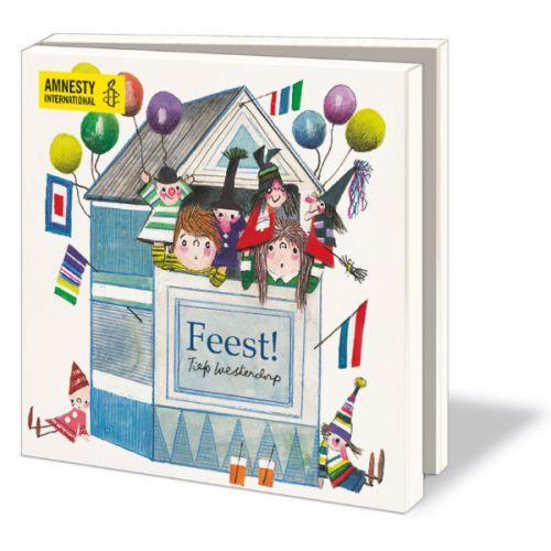 Kaartenmapje Fiep Westendorp | Feest