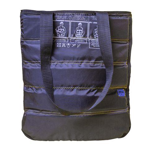 Tote bag | zwart