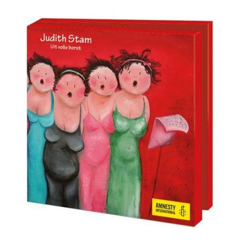 Kaartenmapje Judith Stam