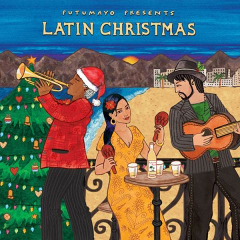 CD Putumayo Latin Christmas