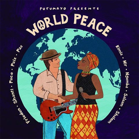 CD Putumayo WORLDPEACE