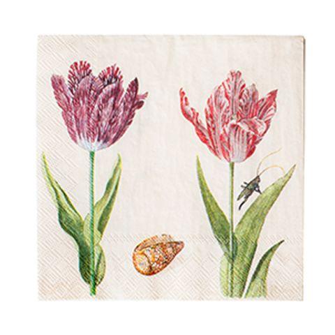 Servetten Tulpen