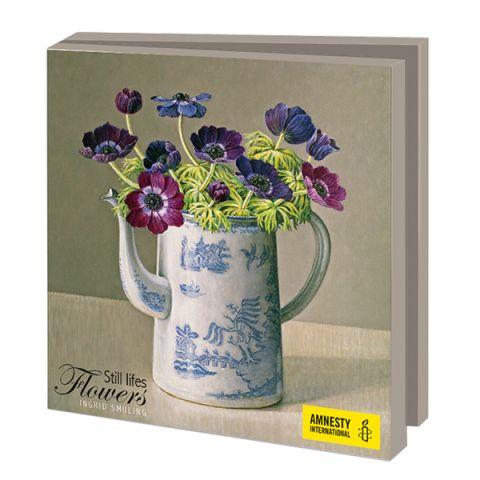 Kaartenmapje Ingrid Smuling | Flowers