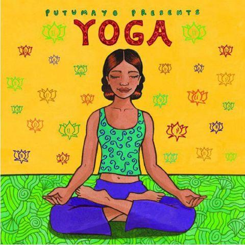 CD Putumayo Yoga