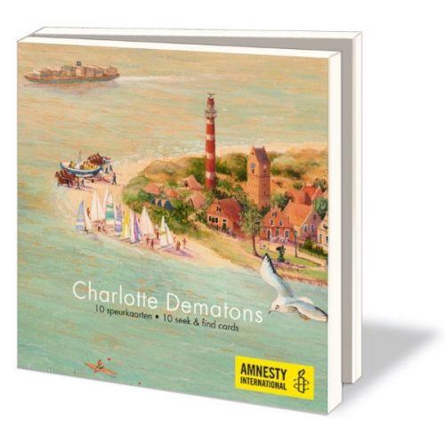Kaartenmapje Charlotte Dematons
