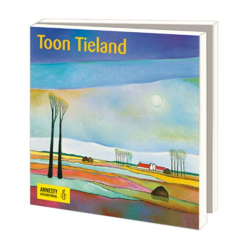 Kaartenmapje Toon Tieland