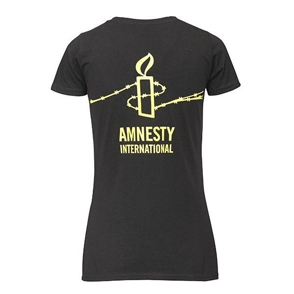 Amnesty basis Dames T-shirt