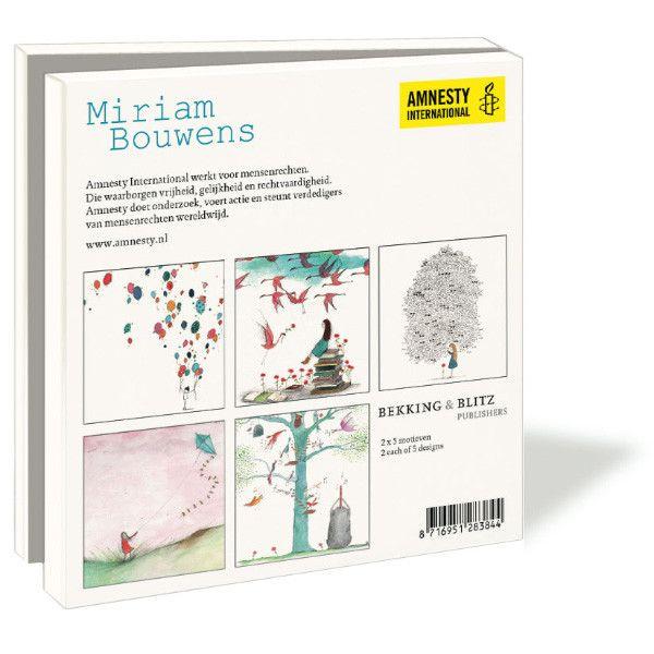 Kaartenmapje Miriam Bouwens