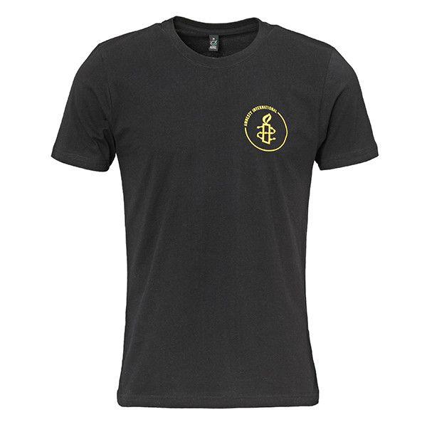 Amnesty Basis Heren T-shirt   XL