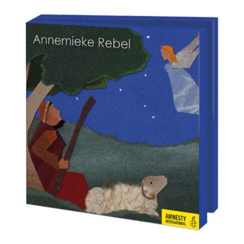 Kerstkaarten Annemieke Rebel