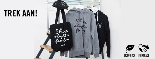 Nieuwe kledinglijn voor fans van duurzame mode