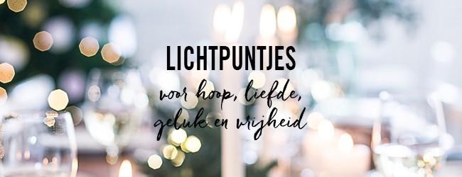 Brand een lichtje voor de vrijheid!