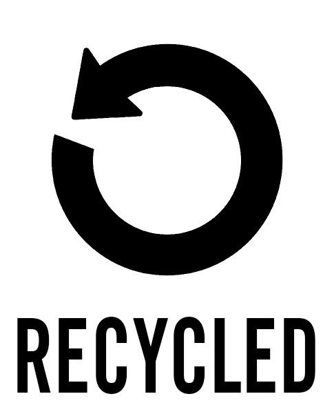 Recylced logo
